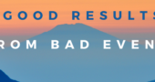 Good Results from Bad Events